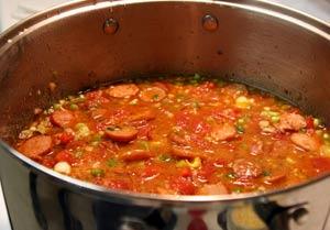 Becca's Jambalaya - seafood - Recipes - My recipes