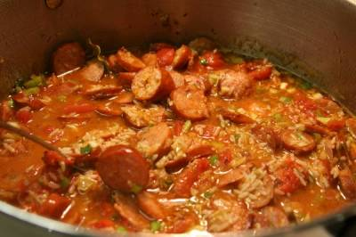 Becca's Jambalaya - seafood - Recipes - My recipes