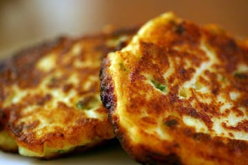 Turnip and Potato Patties - bites - Recipes - My recipes